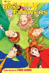Boys Over Flowers: Volume 6
