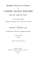 Harpers  Popular Cyclopaedia of United States History from the Aboriginal Period PDF