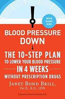 Blood Pressure Down Book