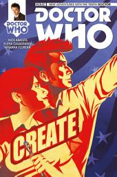 Doctor Who: The Tenth Doctor #5: The Arts in Space Part 2