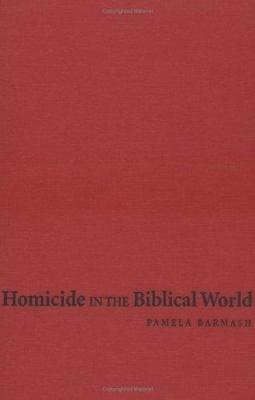 Homicide in the Biblical World PDF
