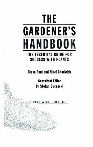 The Gardener s Handbook