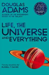 Life  the Universe and Everything Book