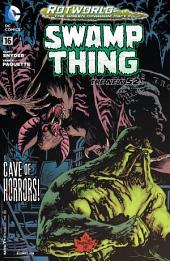 Swamp Thing (2011-) #16