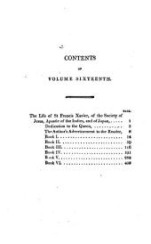 The works of John Dryden: now first collected in eighteen volumes. Illustrated with notes, historical, critical, and explanatory, and a life of the author, Volume 16