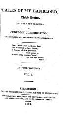Tales of My Landlord    The bride of Lammermoor PDF
