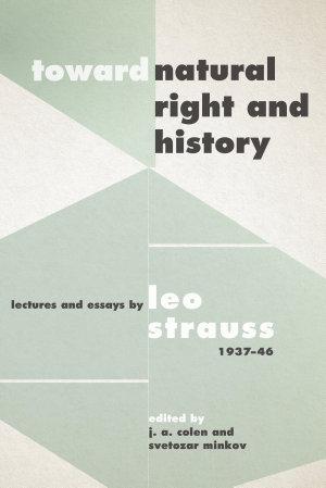 Toward  Natural Right and History