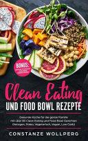 Clean Eating und Food Bowl Rezepte PDF