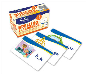First Grade Spelling Flashcards Book