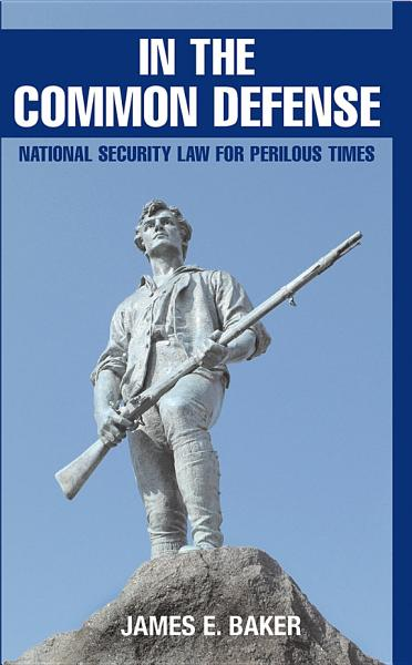 Download In the Common Defense Book