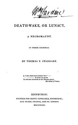 The death wake  or Lunacy PDF