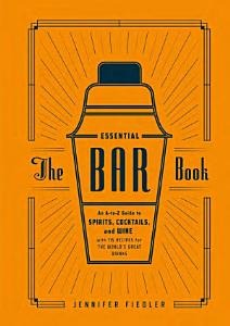 The Essential Bar Book Book