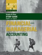 Study Guide to Accompany Weygandt Financial and Managerial Accounting PDF