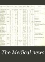 The Medical News PDF
