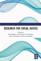 Research for Social Justice PDF