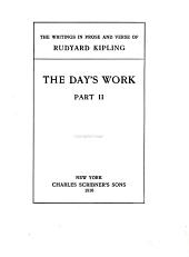 The Writings in Prose and Verse of Rudyard Kipling: pt. 2. The day's work