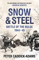 Snow and Steel PDF