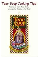 Tear Soup Cooking Tips PDF