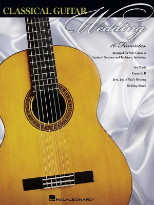 Classical Guitar Wedding  Songbook  PDF
