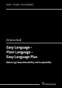 Easy Language     Plain Language     Easy Language Plus
