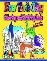 New York City Coloring   Activity Book PDF