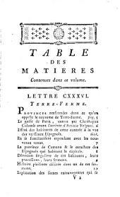 Le voyageur françois ou la connoissance de l'Ancien et du Nouveau Monde: Volume12