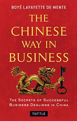 Chinese Way in Business