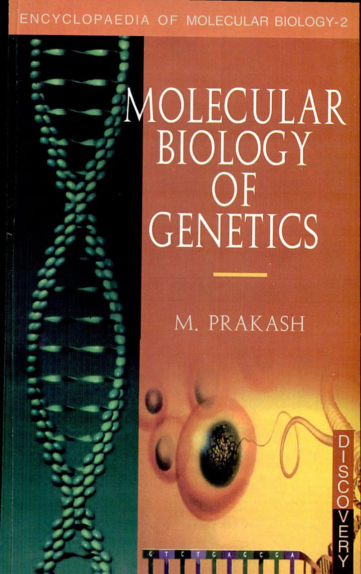 Molecular Biology Of Genetics