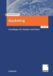 Marketing: Grundlagen für Studium und Praxis, Ausgabe 5