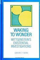 Waking to Wonder PDF
