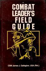 Combat Leaders` Field Guide
