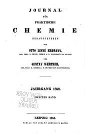 Journal für praktische Chemie: Band 74