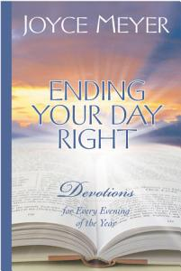 Ending Your Day Right Book