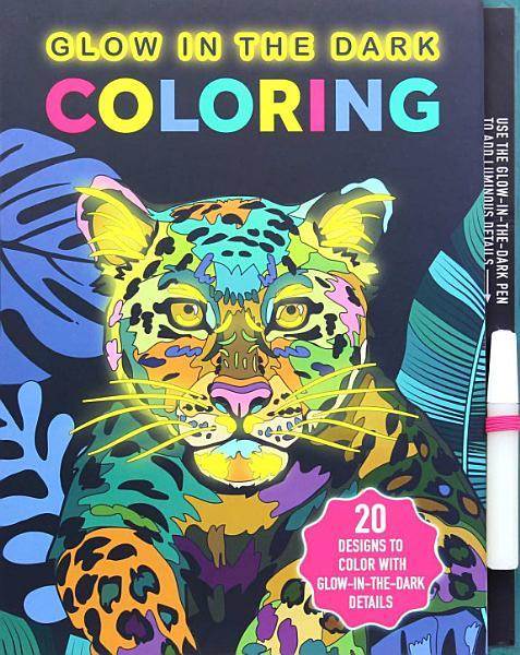 Download Glow in the Dark Coloring Book