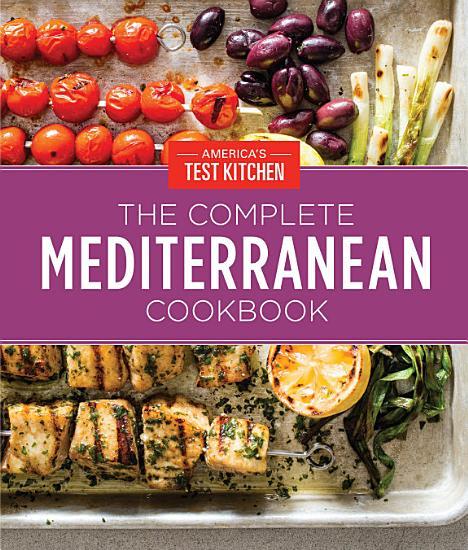 The Complete Mediterranean Cookbook Gift Edition PDF