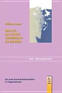 Dialog als Kunst gemeinsam zu denken PDF