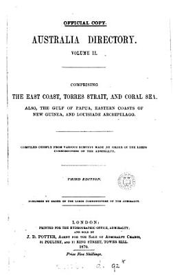 The Australia directory. Vol.2. 2nd-6th ed. [With]