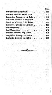 Homiletische Frühpredigten oder sittliche Erklärungen der sonn- und festtäglichen Evangelien: Band 1