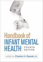 Handbook of Infant Mental Health  Fourth Edition PDF