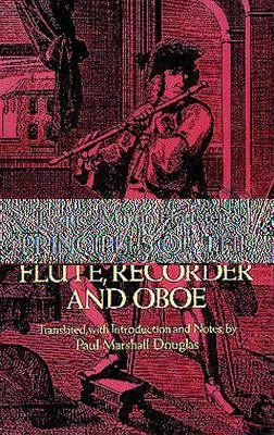 Principles of the Flute, Recorder, and Oboe