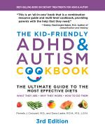 The Kid-Friendly ADHD & Autism Cookbook, 3rd edition