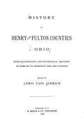 History of Henry and Fulton Counties, Ohio