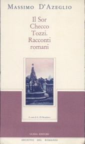 Il sor Checco Tozzi: racconti romani