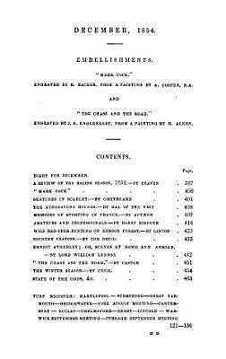 The Sportsman PDF