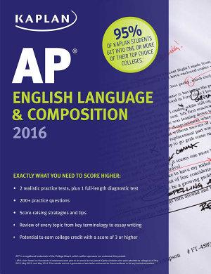 Kaplan AP English Language   Composition 2016