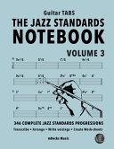 The Jazz Standards Notebook Vol  3   Guitar Tabs PDF