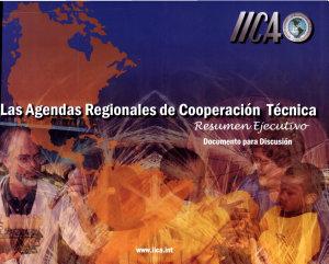 Las agendas regionales de cooperaci  n t  cnica  Resumen ejecutivo   The regional agendas for technical cooperation  Executive summary PDF