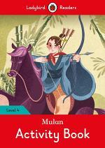 Mulan Activity Book - Ladybird Readers Level 4