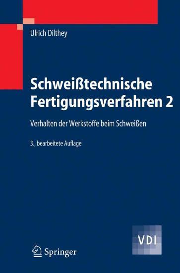 Schwei  technische Fertigungsverfahren 2 PDF