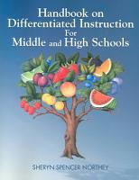 Handbook on Differentiated Instruction for Middle and High Schools PDF